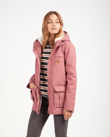 Куртка BILLABONG FACIL ITI VINTAGE PLUM