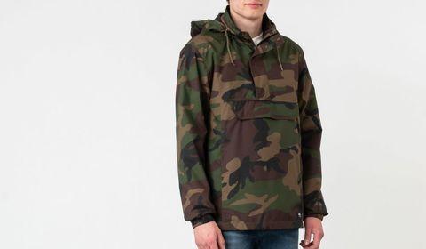 Куртка VANS MN PINEHURST ANORAK OVERSIZED