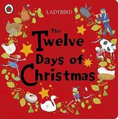 Twelve Days of Christmas (board book)