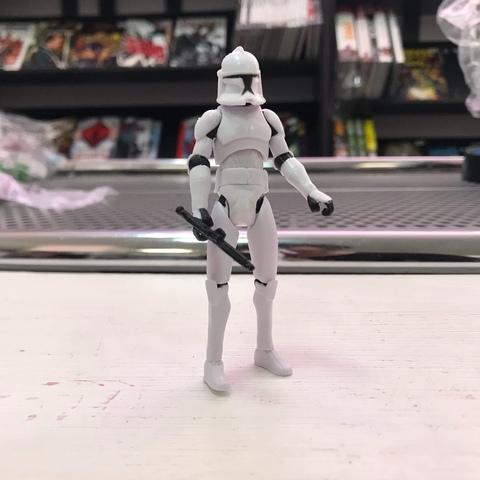 Фигурка Star Wars CLONE TROOPER, 8 см