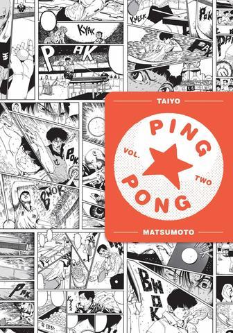 Ping Pong Vol. 2 (На Английском языке)