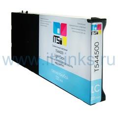 Картридж для Epson 4000/7600/9600 C13T544500 Light Cyan 220 мл