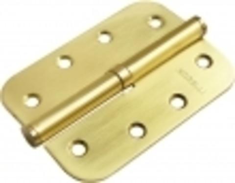 Петля разъёмная стальная скруглённая MSD-C 100X70X2.5 SG
