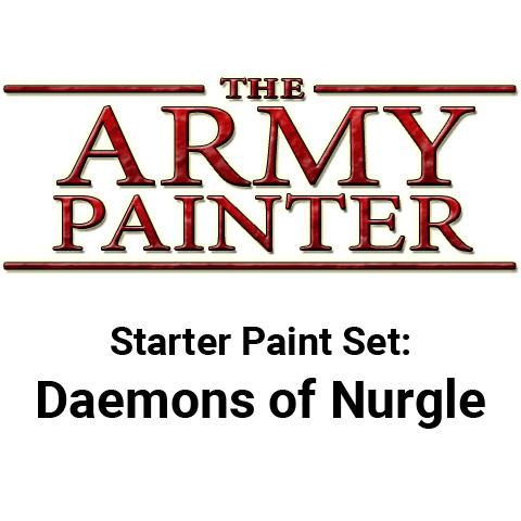 Army Painter: Daemons of Nurgle