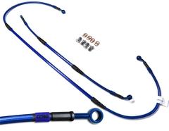 Тормозные шланги (армированные) CORE WR250/450 YZ250/450 F/FX CRF 250