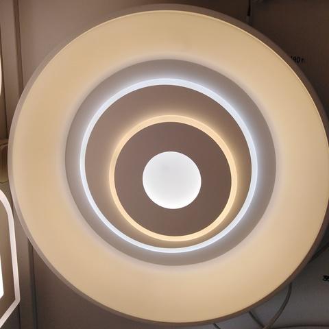 Светодиодный светильник с пультом SX-402/500-120W