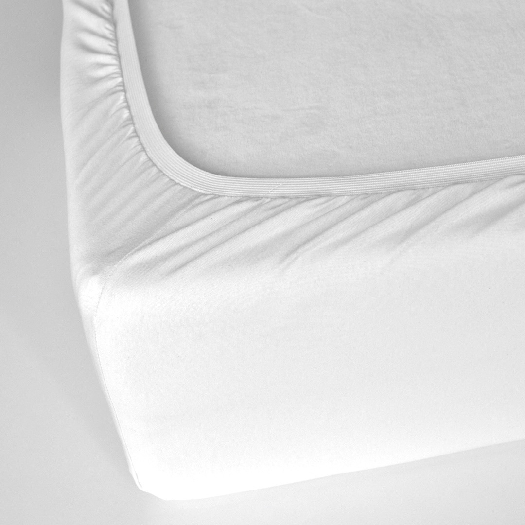 PREMIUM - Круглая простыня на резинке  диаметр 200