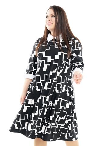 Платье-3907