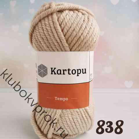 KARTOPU TEMPO K838,