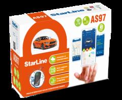 Автосигнализация StarLine AS97 2SIM LTE GPS