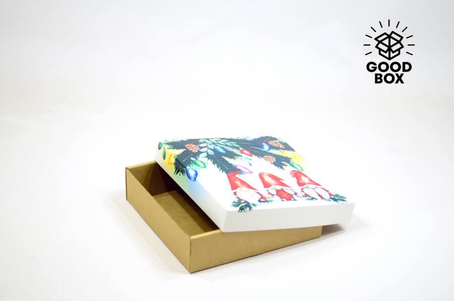 Коробка 200*200*50