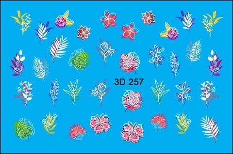 3D Объемный слайдер-дизайн