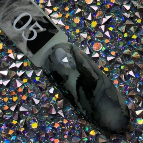 Акварельные капли для росписи №5, 5 мл, BlooMax