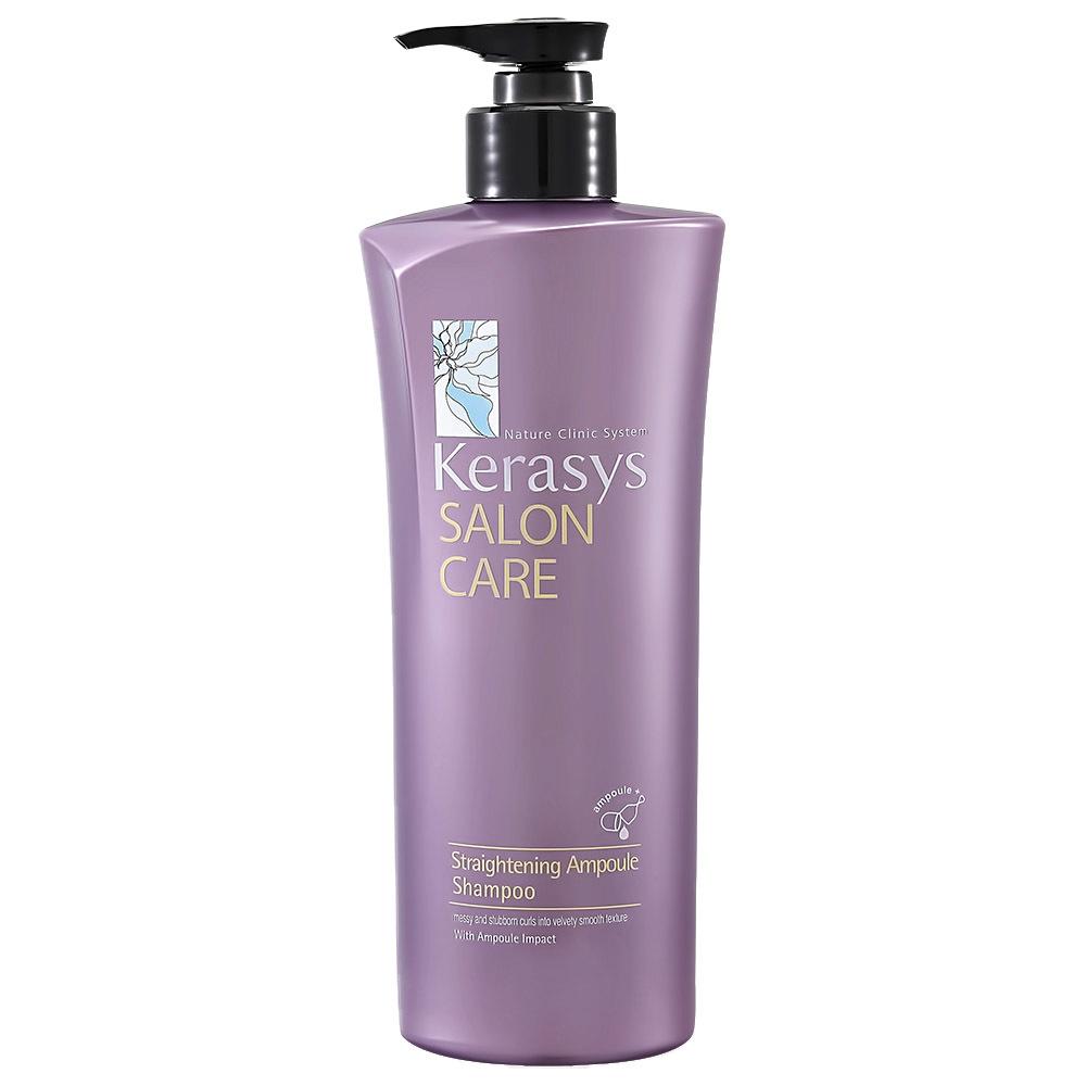 Шампунь для волос ампульный Salon Care Straightening