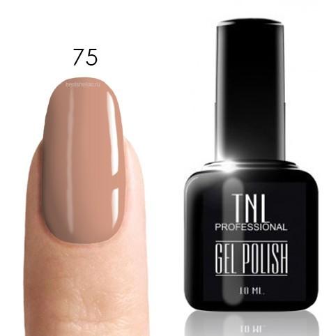 TNL Classic TNL, Гель-лак № 075 - оранжево-персиковый (10 мл) 75.jpg