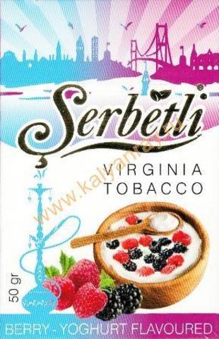 Serbetli Berry Yoghurt