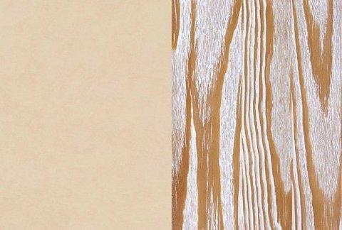 Ткань/Массив, Бентлей Песок/Латте с белой патиной (браширование)