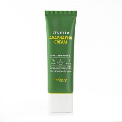 Trimay Крем с кислотами и центеллой Centella AHA BHA PHA Cream