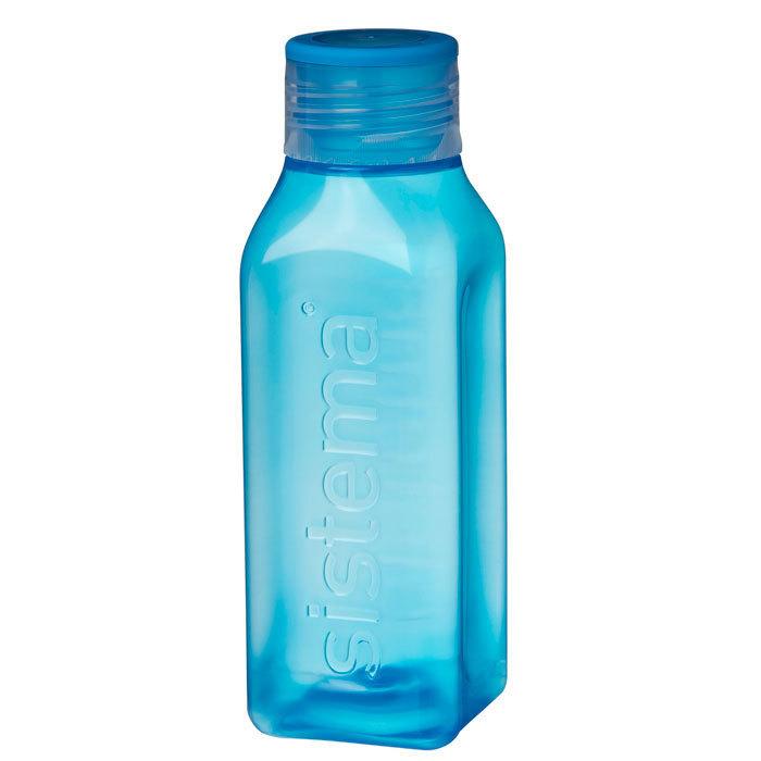"Набор Sistema ""Lunch"": ланч-бокс и бутылка, цвет Голубой"