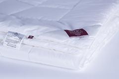 Одеяло бамбуковое стеганое 200x220 «Bamboo Grass» легкое