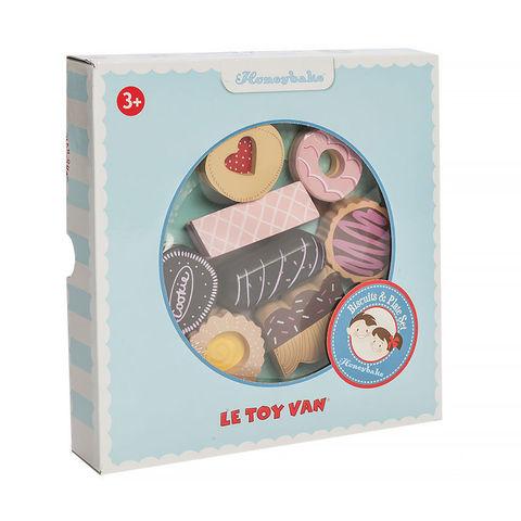 Le toy van. Игрушечная еда