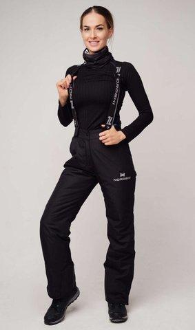 Горнолыжные брюки Nordski Extreme black W женские