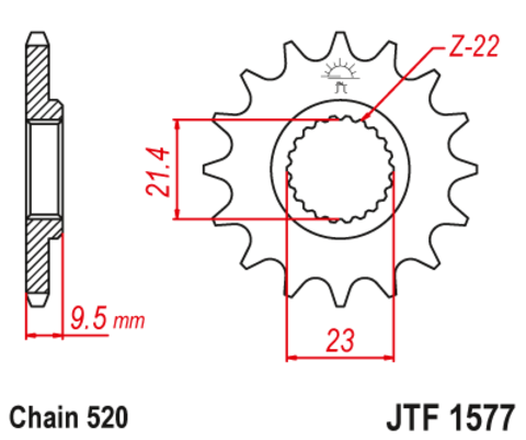 JTF1577