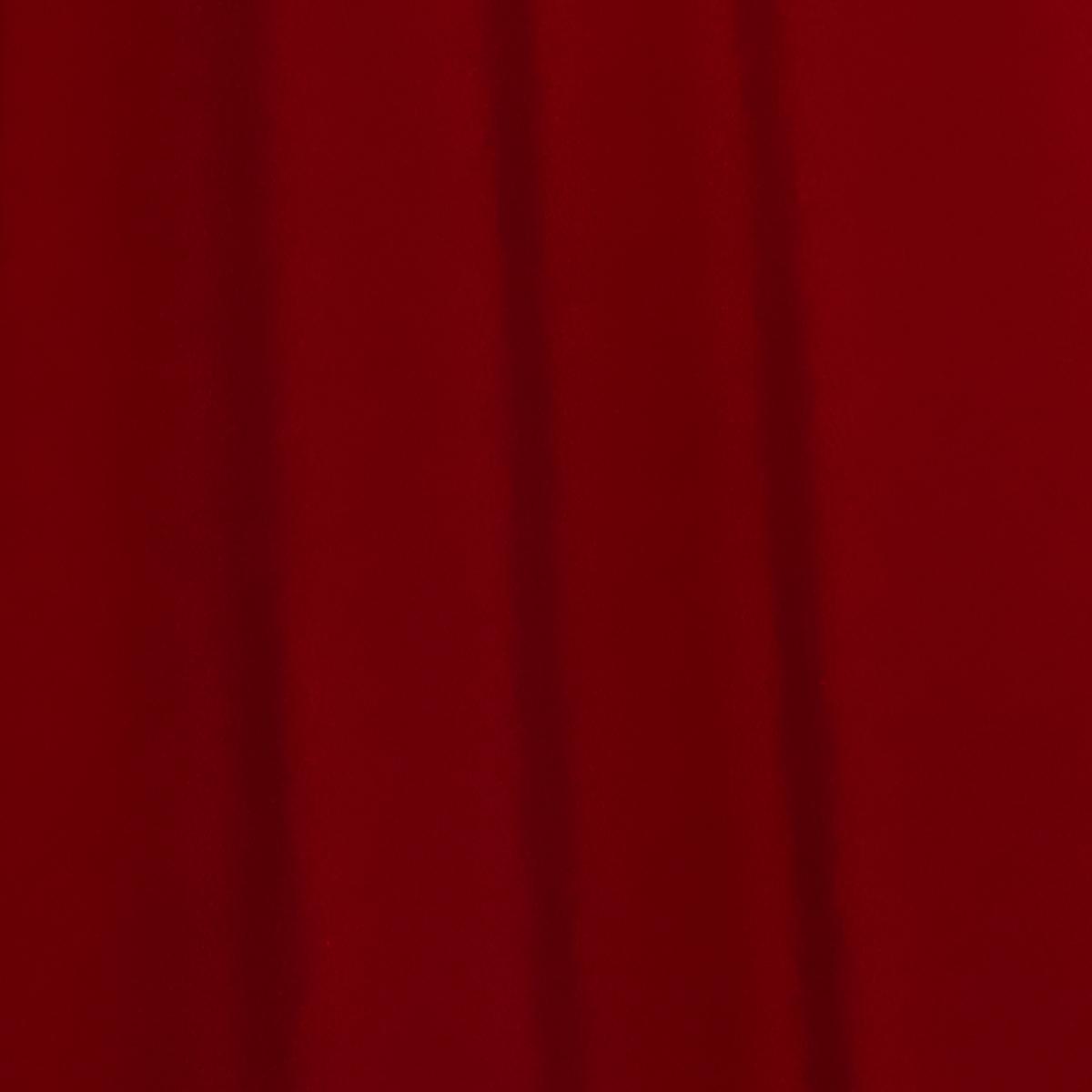 Шёлковый крепдешин красного цвета