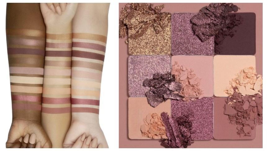 Huda Beauty Sand Haze Obsessions