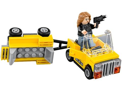 LEGO Super Heroes: Сражение в аэропорту 76051 — Airport Battle — Лего Супергерои Марвел