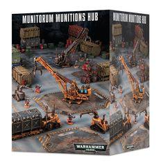 Munitorum Munitions Hub