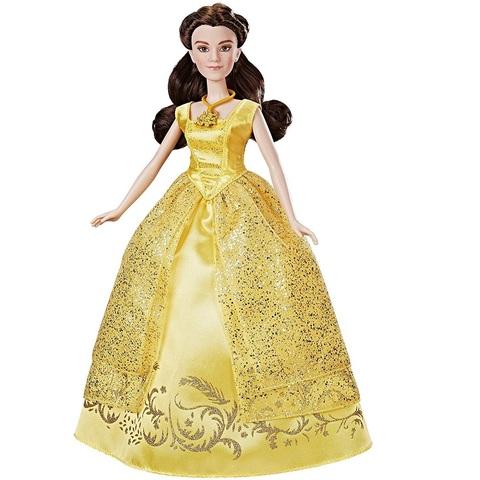 Дисней Красавица и Чудовище Поющая кукла Белль 30 см