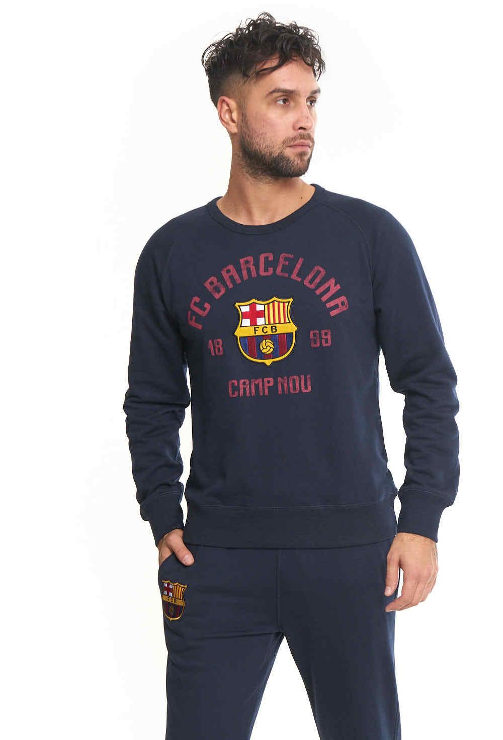 Свитшот Барселона