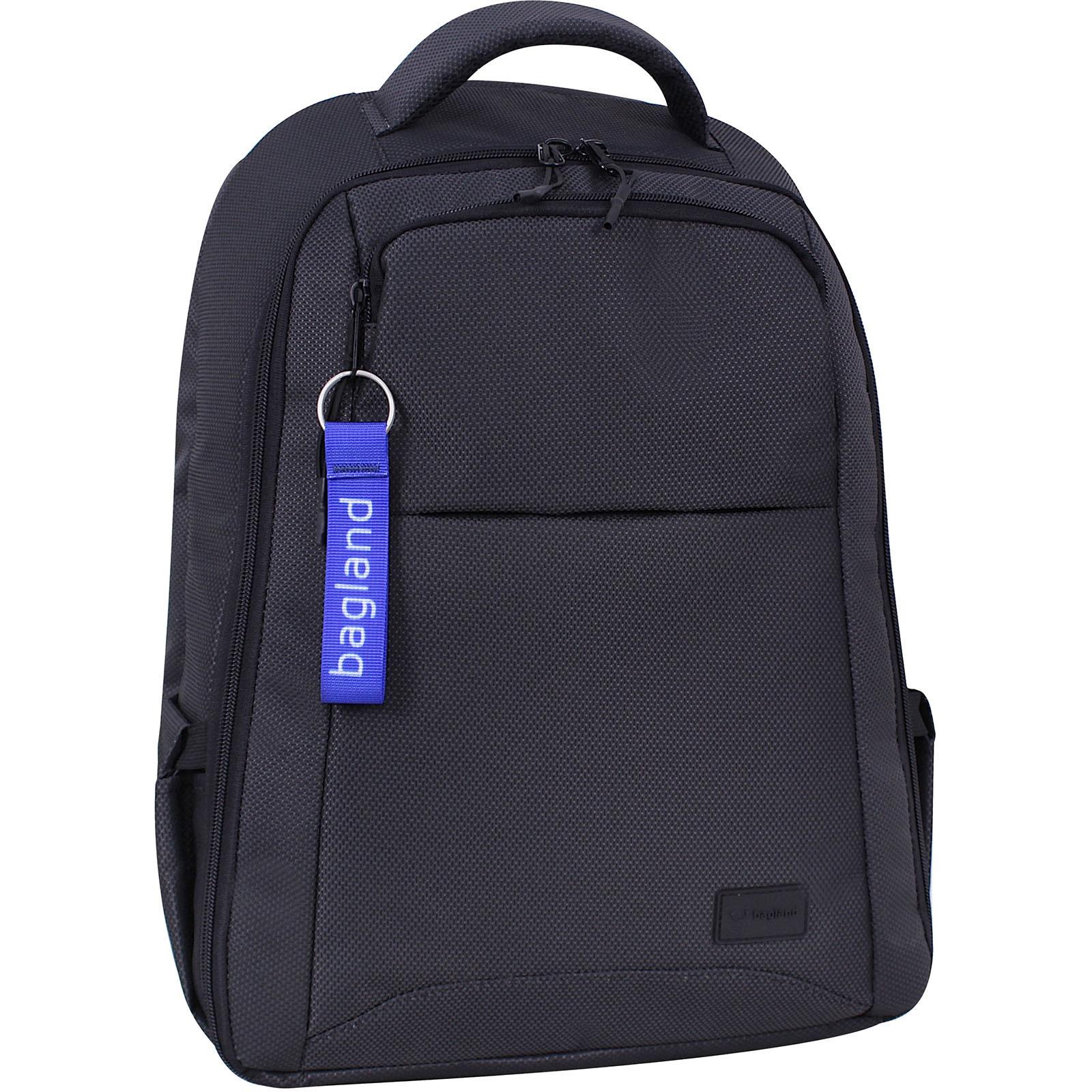 Мужские рюкзаки Рюкзак Bagland Бремен 23 л. Чёрный (00165169) IMG_7079.JPG