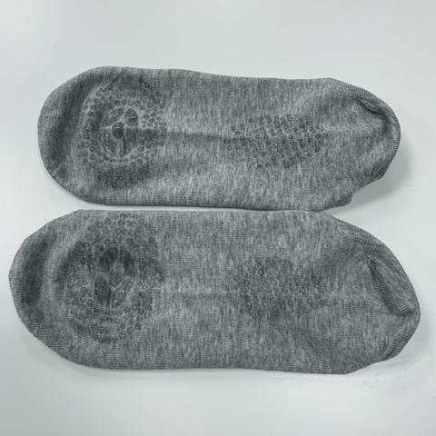 Носки для йоги с антискользящим покрытием - Slim (р. 39-44)
