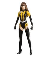 Watchmen Movie Action Figures Wave 01 - Silk Specter Modern