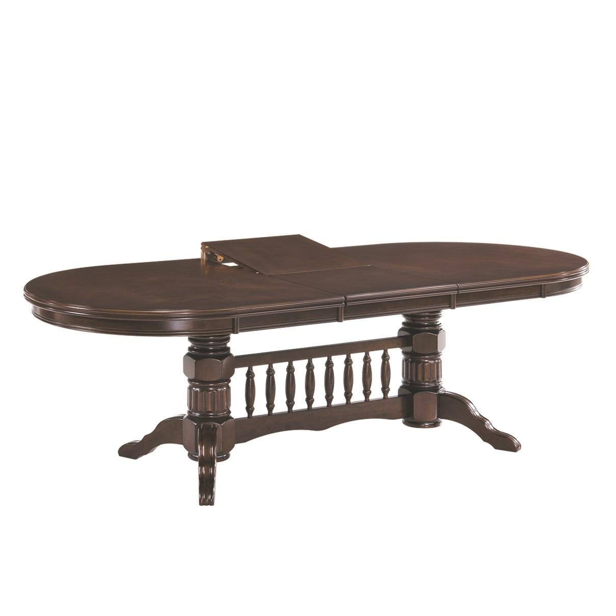 Стол обеденный AVANTI LOUISIANA (180) Antique Oak (античный дуб)