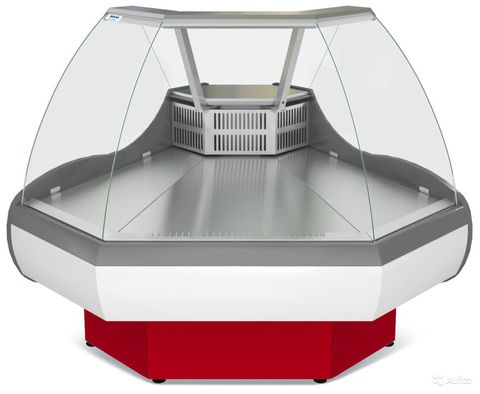 Витрина холодильная ТАИР ВХС-УН (угол наружный)       ( 0..... +7 )