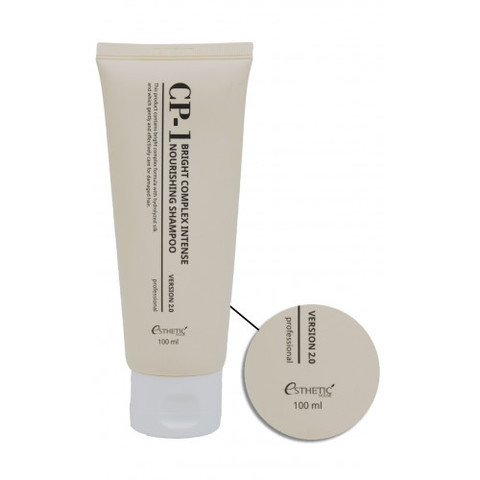 Esthetic House CP-1 Bright Complex Intense Nourishing Shampoo интенсивно питающий шампунь для волос с протеинами