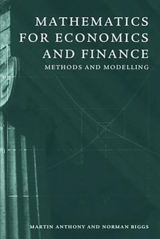 9780521559133 - Mathematics for economics and  finance: methods and modelling