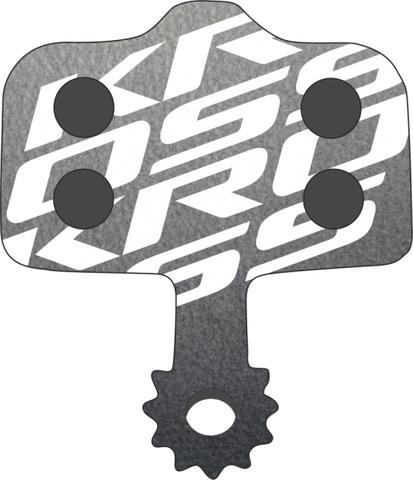 Колодки тормозные, диск AVID ELIXIR R