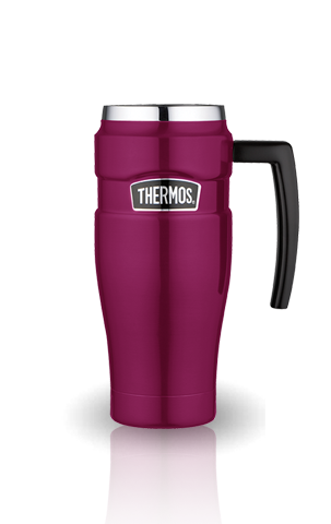 Термокружка Thermos King SK1000 (0,47 литра), розовая
