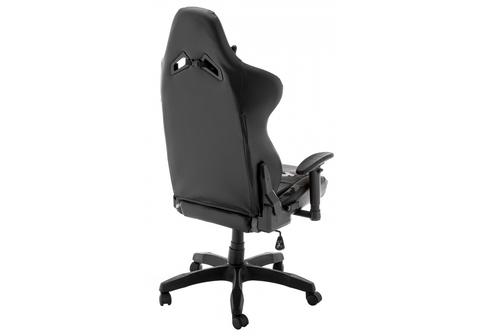 Офисное кресло для персонала и руководителя Компьютерное Military 67*67*120 Черный /Military