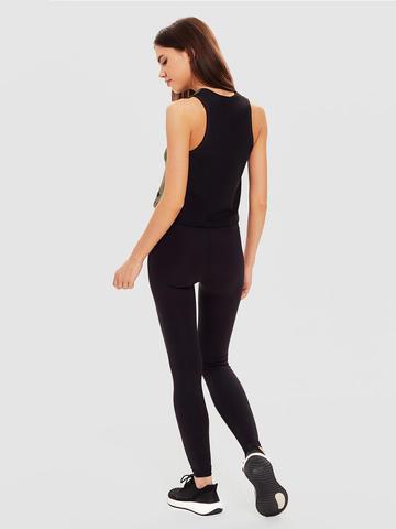 Майка женская для йоги и фитнеса Crop Energy