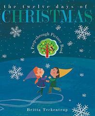 Twelve Days of Christmas, the (board bk)