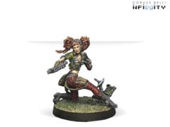 Isobel Mcgregor (вооружен Assault Pistol)