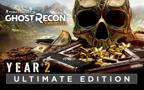 Tom Clancy's Ghost Recon® Wildlands Year 2 Ultimate Edition (для ПК, цифровой ключ)