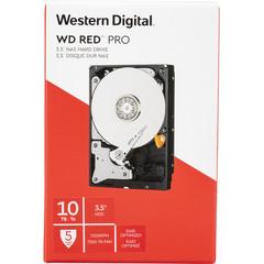 Диск Western Digital 10TB Red Pro 7200 rpm SATA III 3.5