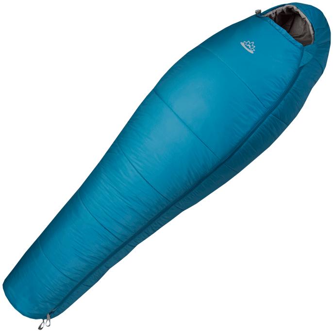 Спальный мешок Рехтей +3С (2017), 215 см, левый, гавань