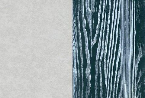 Ткань/Массив, Бентлей Светло-серый/Серая эмаль с белой патиной (браширование)
